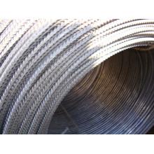 Barra de acero de hierro laminado en frío / barra de acero deformada / barra de acero