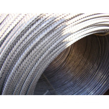Cold Rolled Iron Steel Rod/Deformed Steel Bar/Steel Rebar