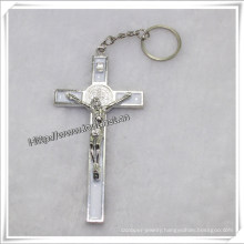 Made in China Customized Promotion Gadget Key Chains/Cross Key Chain  (IO-CK067)