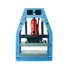 12 Ton Hydraulique Pneumatic Heat Rosin Press Huile Press Machine Accueil