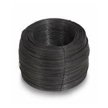 Material de construção 16 calibre fio de ferro recozido preto à venda