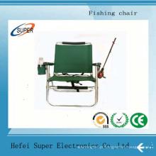 Cadeira de viagem dobrável de pesca com assento de piquenique de fezes