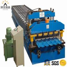 Farbüberzogene Bedachungsplattenherstellungsmaschinen