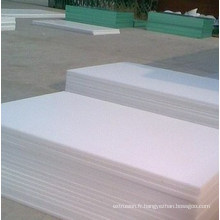 Chine fabrication de haute qualité en plastique 4x8 pvc panneau de mousse