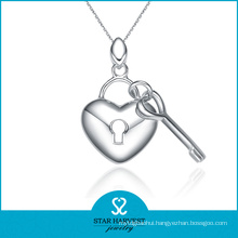 Classical Heart Shaped Fashion Jewelry Pendant in Stock (N-0023)