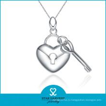 Классическая в форме сердца ювелирные изделия подвеска в ассортименте (Н-0023)