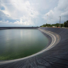 Geomembrane with 12% yield elongation