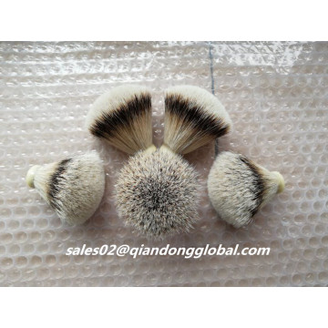Big Size 25mm Silvertip Badger Hair Knot
