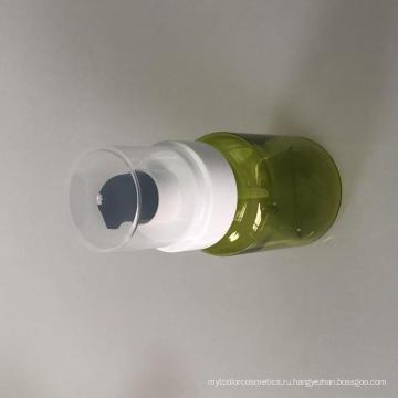 130 мл PETG Круглая пластиковая бутылка