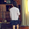 Prendas de punto de manga larga de color puro niños chica cardigan fabricantes