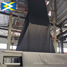 Hot sales high quality Geotextile Membrane 1.0mm Landfill pond liner HDPE geomembrane