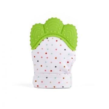 I-Baby Silicone Teether MItten