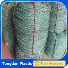 Material reciclado cuerda pe tiger
