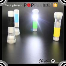 Poppas- C99 mais barato 1W LED 3xaaa exportação lanterna de campismo resistente lanternas LED