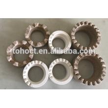Único fornecedor de TOHO anel de ponteira cerâmica tesoura de solda cerâmica anel de ponteira