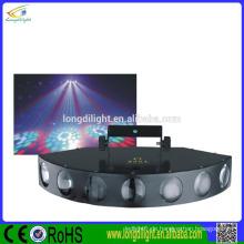 Guangzhou führte Licht sieben Kopf RGBWA führte Laserlicht für Party
