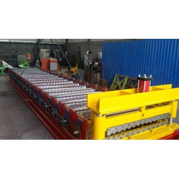 Double Layer Iron Sheets Umformmaschine