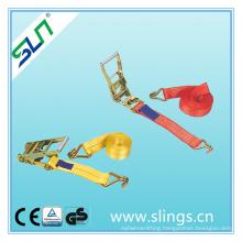 Sln RS11 Ratchet Strap with Hooks Ce GS