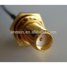 El cable RF más popular de 50 ohmios es más popular