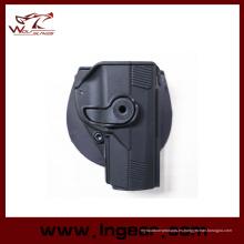 Táctico Airsoft Paintball derecha manos estilo Beretta Px4 pistola pistolera de pistola CQC