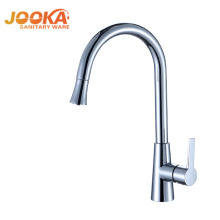 Single handle kitchen kaucet pull out kitchen mixer sink tap