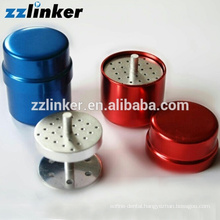 Different Holes FG Burs Placed Dental Disinfection Box