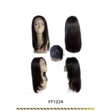 Virgin Human Hair Machine Made Wig Low Price
