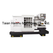 Máquina del CNC Ck6150t Máquina del torno del CNC con el agujero grande