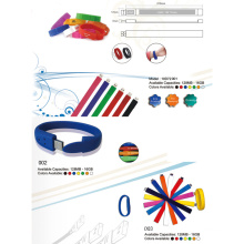 Pulseira USB Drive (18D72001)