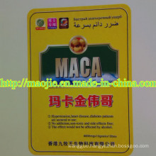 100% Original Maca Sex Pills for Men (MJMC-9900mg*10caps*12 boxes)