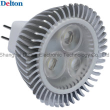 3W MR16 luz de aluminio del punto del LED (DT-SD-015B)
