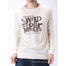 Gedruckt Sie besitzen verschiedene Arten von Design Custom Cotton Männer T-Shirt
