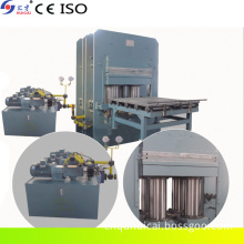 Automatic Push-Pull Mode Frame Plate Vulcanizing Press with CE, ISO