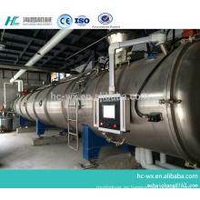 Proveedor de China secadora de vacío para aplicación en polvo