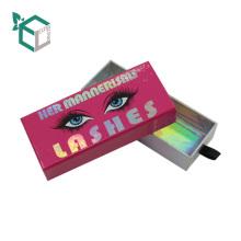 Low Price Handmade Wholesale Custom Empty Eyelash Packaging