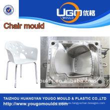 Fábrica de moldes de plásticos de la profesión para el nuevo molde plástico de la silla de tabla del diseño en taizhou China