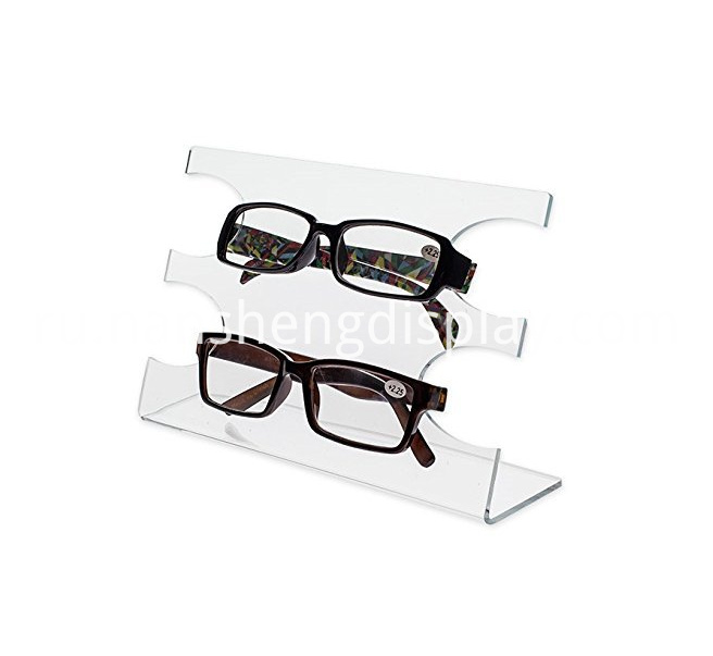 Acrylic Eyeglasses Display Stand Holder