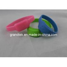 Bracelets anti moustiques écologiques pour les activités de promotion