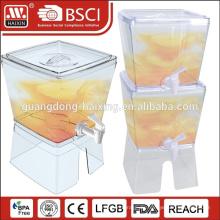HAIXIN Kunststoff Wein Milch Sodawasser Zucker Limonade Getränkeautomaten
