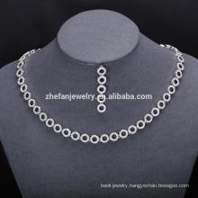china jewelry wholesale cz necklace sets bold jewelry set elegent bridal jewelry