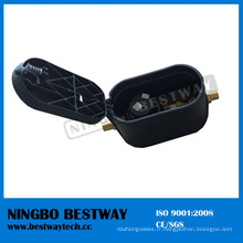 Boîte de compteur d'eau avec accessoires en laiton fabricant professionnel (BW-L360)