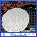 Eco-содружественный Безбумажной Вытравливания нержавеющей стали кофе фильтр для aeropress кофе чайник