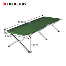 DW-ST099 Out Door Sports Hiking Durable Military Folding Camping Bed