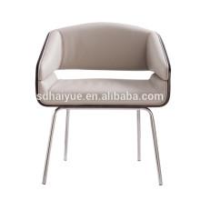 2017 удобные кожаные стайлинг стул салон красоты ждать стул волос салон ждать стул