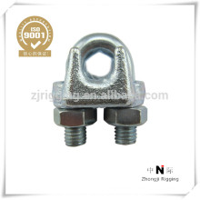 Professional Malleable wire rope clip with JIS TYPE A