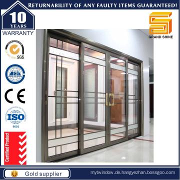 Ökonomische Design Aluminium Schiebetür (Serie 7790)