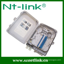 2014 Shenzhen Netlink New Design High Quality Outdoor FTTH Box