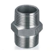 Dn40, mamilo do hexágono de Od42.7mm SUS304 GB (encaixe / conector masculino)