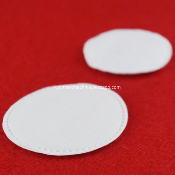 round pad