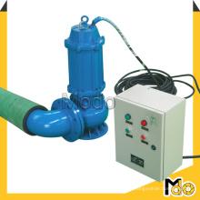 Pompe submersible centrifuge utilisée dans le puits profond